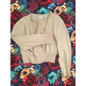 Modcloth The Dream of the Crop Cardigan